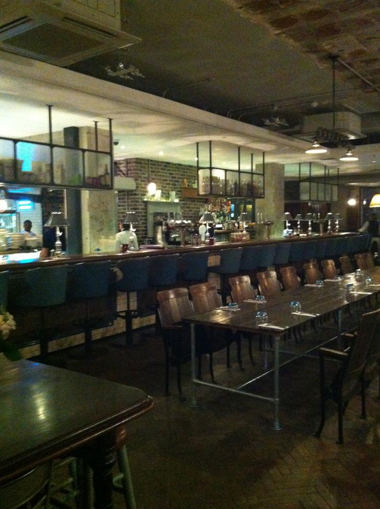 Riding House Cafe O Bar Restaurante Do Momento Segredos