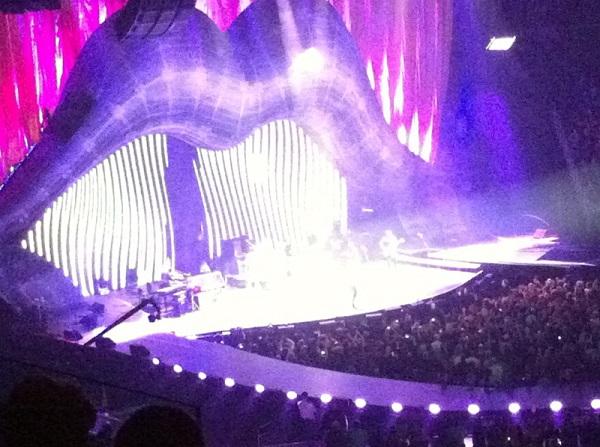 Show do Rolling Stones no O2