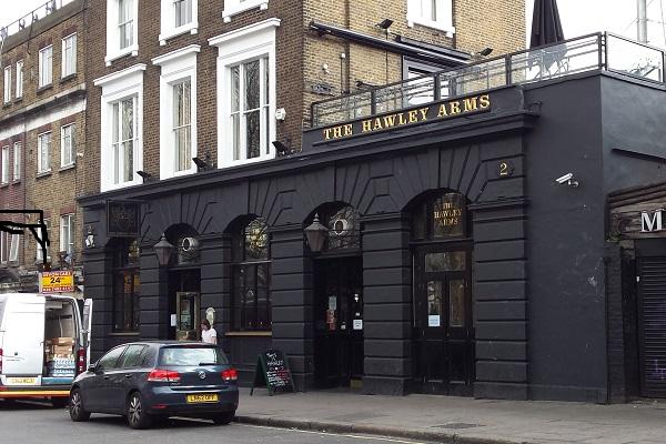 Pub-Hawley-Arms-Londres
