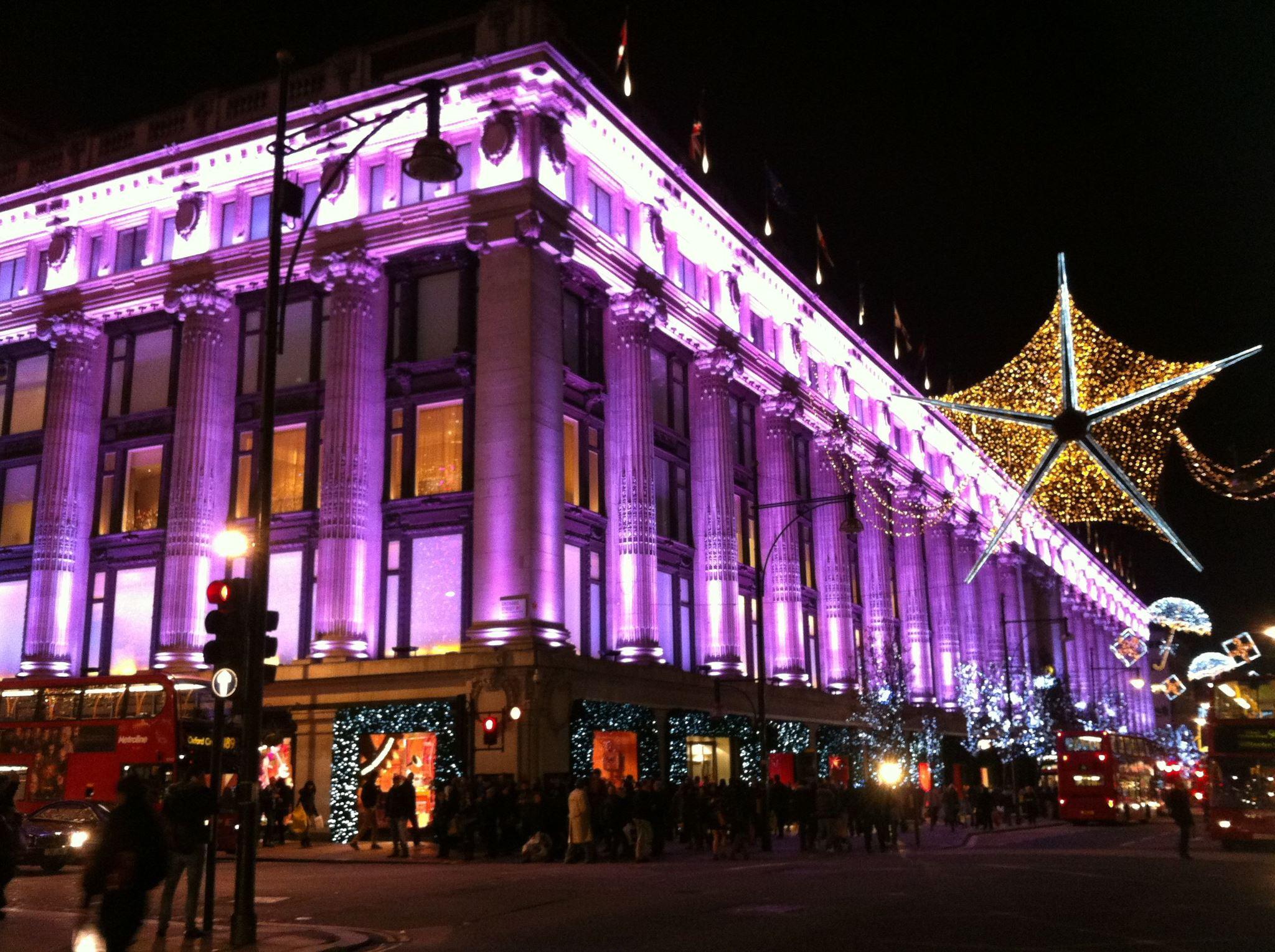 a26e93384 Guia de compras em Londres – parte 1  As lojas de departamentos ...