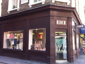 Loja Bloch, Covent Garden, Londres