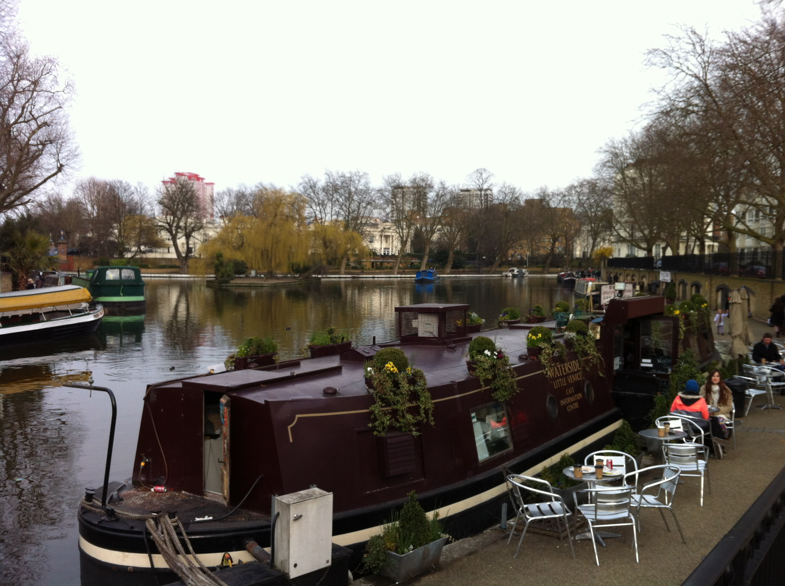 Vista de Little Venice