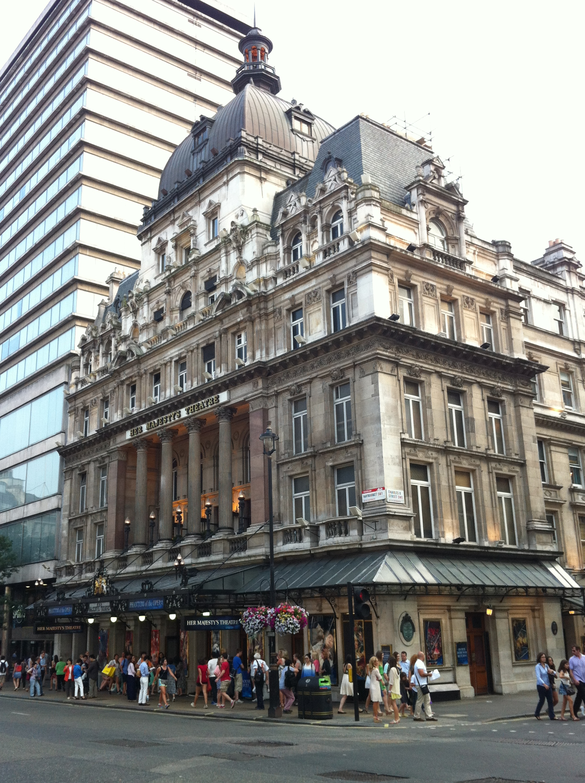 Her Majesty's Theatre, Londres