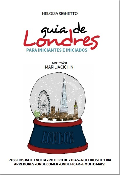 Capa do Guia de Londres