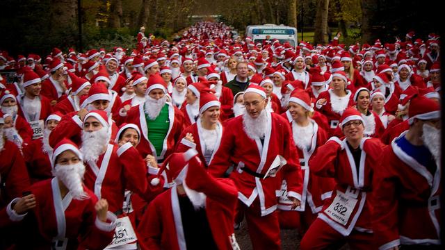 Santa Run Flickr Tatinauk