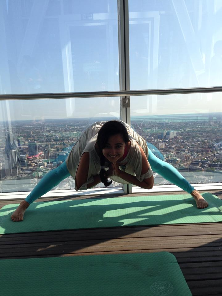 Yoga-shard-Londres